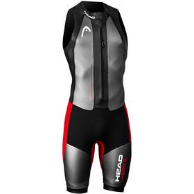 Head Swimrun MyBoost SL Wetsuit Herr black/silver/red